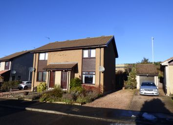 Thumbnail 2 bedroom semi-detached house for sale in Millbay Terrace, Dundee