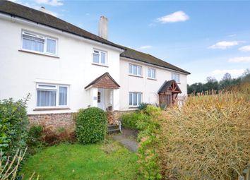 Thumbnail 3 bed terraced house for sale in Pethybridge, Lustleigh, Newton Abbot, Devon