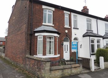 Thumbnail 3 bed end terrace house for sale in Davenport Road, Hazel Grove, Stockport