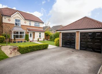 Thumbnail 4 bed detached house for sale in Blackledge Close, Orrell, Wigan