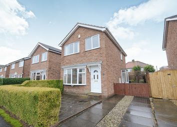 Thumbnail 3 bed detached house to rent in Keats Close, York
