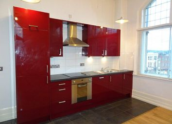 Thumbnail 2 bed flat to rent in Imperial Buildings, High Street, Rotherham