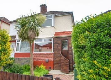 Thumbnail 2 bedroom semi-detached house to rent in Colebrook Road, St. Budeaux, Plymouth