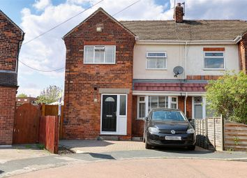 Thumbnail 3 bed semi-detached house for sale in Spring Gardens, Mead Street, Hull, East Yorkshire