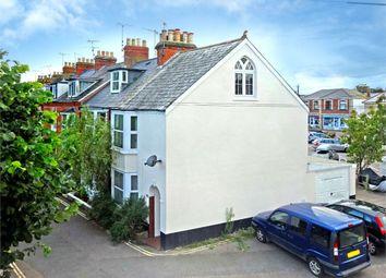 Thumbnail 2 bedroom end terrace house for sale in Riverside Terrace, Riverside Road, Sidmouth, Devon
