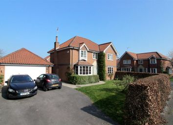 Thumbnail 4 bedroom detached house for sale in Manor Park, Beverley