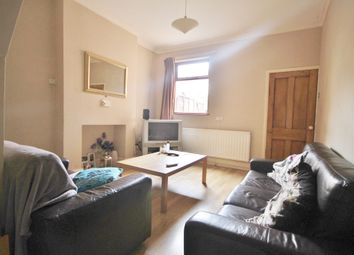 Thumbnail 4 bed terraced house to rent in Stuart Street, West End, Leicester