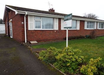 Thumbnail 2 bed bungalow to rent in Cherry Tree Crescent, Salford Priors, Evesham