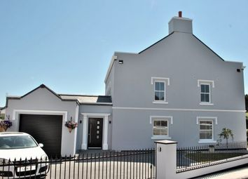 Thumbnail 5 bed detached house for sale in Bannphai House, Coburg Road, Ramsey