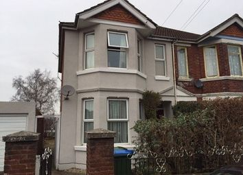 Thumbnail Property to rent in Vespasian Road, Southampton