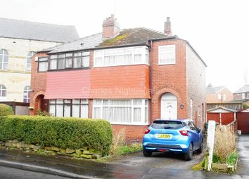Thumbnail 3 bedroom semi-detached house for sale in Heywood Road, Rochdale, Greater Manchester.