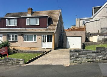 Thumbnail 2 bed semi-detached house for sale in Tegfynydd, Llanelli, Carmarthenshire