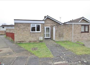Thumbnail 2 bed bungalow for sale in Tennyson Close, Woodbridge