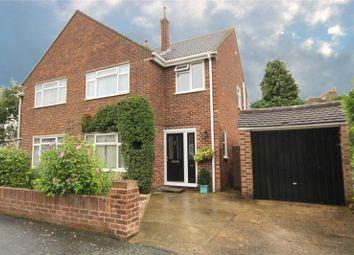 3 bed semi-detached house for sale in Burbidge Road, Shepperton, Surrey TW17