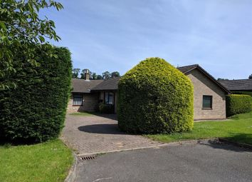 Thumbnail 3 bed detached bungalow for sale in Eastwood Drive, Grantham