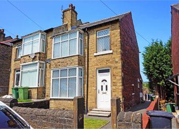 3 bed semi-detached house for sale in William Street, Crosland Moor, Huddersfield HD4