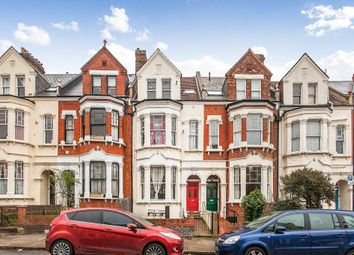 Thumbnail 3 bed flat to rent in Callcott Road, London