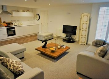 Thumbnail 2 bed flat for sale in 58 Washway Road, Sale