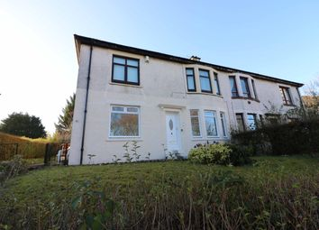 Thumbnail 2 bed flat for sale in Thornton Street, Maryhill