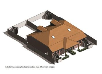 Thumbnail 2 bed bungalow for sale in New Hythe Lane, Larkfield, Kent