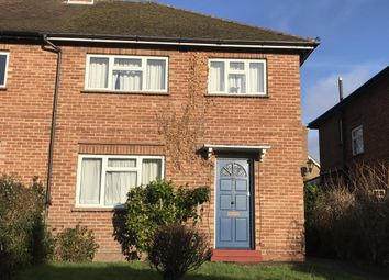 Thumbnail 4 bed property to rent in Bond Street, Englefield Green, Surrey