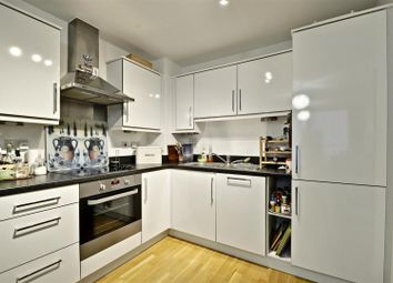 Thumbnail 1 bed flat to rent in Laval House, Great West Quarter, Brentford