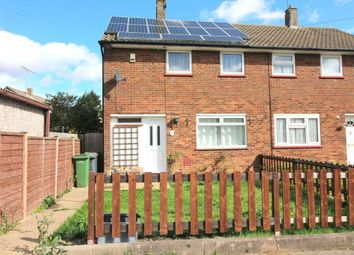 Thumbnail 2 bed semi-detached house for sale in Halyard Close, Luton, Bedfordshire