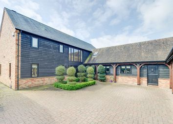 Thumbnail 4 bed detached house for sale in High Street, Spaldwick, Huntingdon