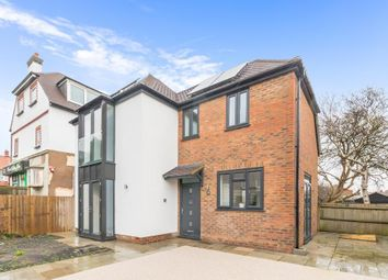Thumbnail 3 bed detached house for sale in Coleman Avenue, Hove, East Sussex