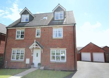 Thumbnail 6 bed detached house for sale in Joseph Lister Drive, Wardle, Rochdale