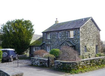Thumbnail 3 bed detached house for sale in Larchways, Troutbeck, Windermere, Cumbria