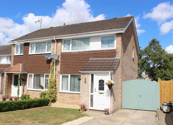 Thumbnail Semi-detached house for sale in Heron Close, Calne