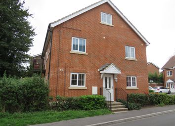 Thumbnail 2 bed flat for sale in Hindmarch Crescent, Hedge End, Southampton