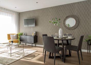 Thumbnail 1 bedroom flat for sale in Fielders Crescent, Barking