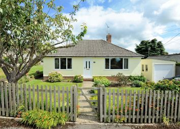 Thumbnail 3 bed detached bungalow for sale in 9 Ratcliffe Gardens, Shaftesbury, Dorset