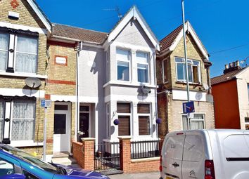Thumbnail 3 bed terraced house for sale in Gillingham Road, Gillingham, Kent