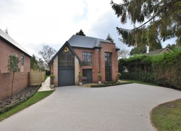Thumbnail 5 bed detached house for sale in Chapel Lane, Hale Barns, Altrincham