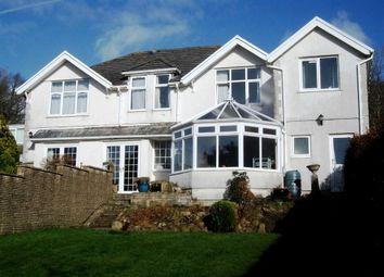 Thumbnail 6 bedroom detached house for sale in Hendrefoilan Road, Swansea