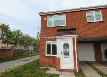 Thumbnail 3 bed semi-detached house to rent in Bow Street West, Thornley, Durham