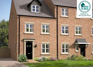 Thumbnail 3 bed terraced house for sale in Crown Place, Cambridge Road, Fenstanton, Huntingdon