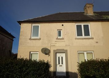 Thumbnail 2 bedroom flat to rent in Station Road, Kelty