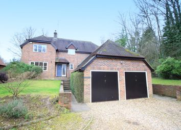 Thumbnail 4 bed detached house to rent in Home Lane, Sparsholt, Winchester