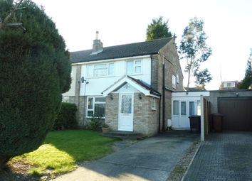 Thumbnail 4 bed semi-detached house for sale in Rockwood Grove, Calverley, Pudsey