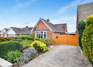 Thumbnail 2 bed detached bungalow for sale in Kirby Road, Newthorpe, Nottingham