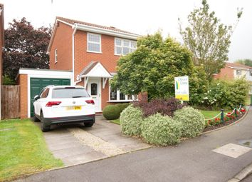 Thumbnail 3 bed detached house for sale in Abbeyfield Road, Old Hall Park, Wolverhampton