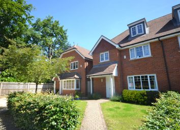 Thumbnail 4 bedroom semi-detached house for sale in Caversham Park Drive, Emmer Green, Reading