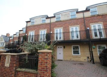 Thumbnail 4 bed terraced house for sale in Grove Park Avenue, Gosforth, Newcastle Upon Tyne An, Tyne And Wear
