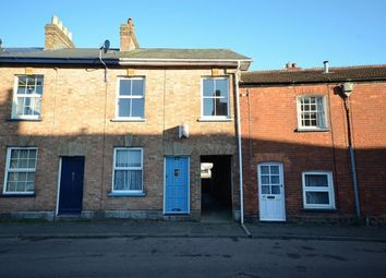 Thumbnail 3 bed terraced house for sale in Melbourne Street, Tiverton