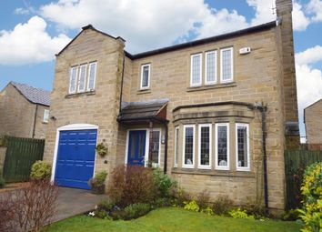 Thumbnail 4 bed detached house for sale in Honey Head Lane, Honley, Holmfirth