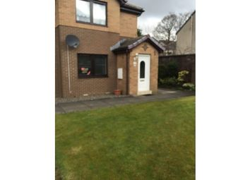 Thumbnail 2 bed end terrace house to rent in Colwyn Court, Aitken Street, Airdrie ML6,